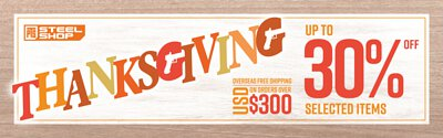 PTS Steel Shop Thanksgiving sale,Magpul,high speed gear,tactical tailor,up to 30%