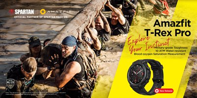 Amazfit, trexpro, smartwatch