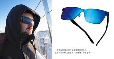 【INVU】來自瑞士 | 濾藍光偏光太陽眼鏡