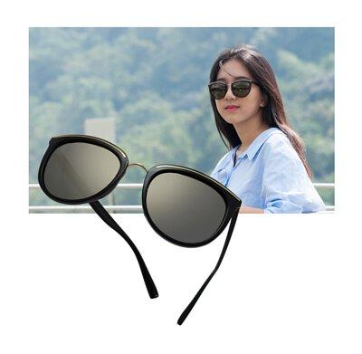 【INVU】瑞士時尚抗UV偏光太陽眼鏡(琥珀/金) B2810B