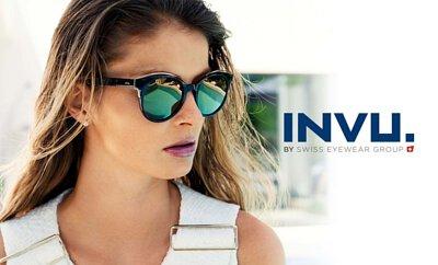 INVU 來自瑞士創新片偏光鏡片技術