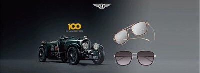 延續BENTLEY 汽車經典風格,精湛細膩的工藝,嚴選珍貴材質,牛角、K金、等,從設計到每一處細節的做工,完美演繹,令人驚豔的創意火花正在展開。  推出頂級眼鏡系列,每一副鏡框均於英國自設工作室內以全人手鑄造,珍貴材質與房車元素融入創新設計。