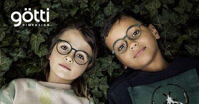 兒童眼鏡,GÖTTI,兒童配鏡常見Q&A,眼鏡客製系統,兒童近視,幼兒,米可利眼鏡