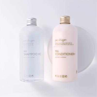 頭髮保養組|洗+潤|染燙後適用|彈力柔順