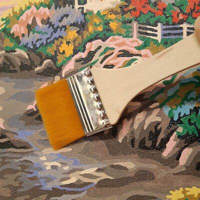 數字油畫,美景,moda數字油畫