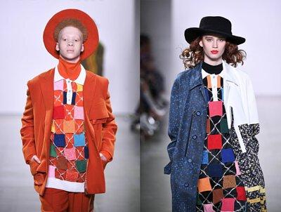 拼接,色彩,2020時尚趨勢