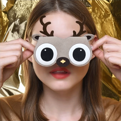 ANY DI,眼鏡包,聖誕節禮物,送禮推薦,麋鹿