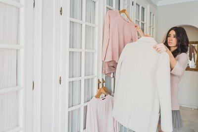濕的衣服可以晾在室內嗎?