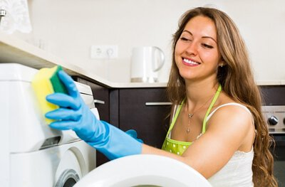 洗衣機保養