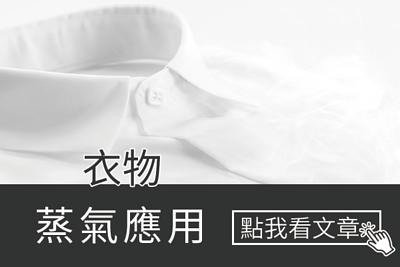 衣物蒸氣應用