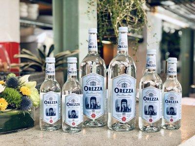 OREZZA法國科西嘉島天然氣泡礦泉水原味