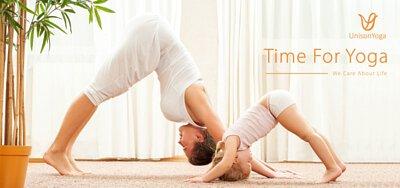 Unison Yoga 友馨瑜珈