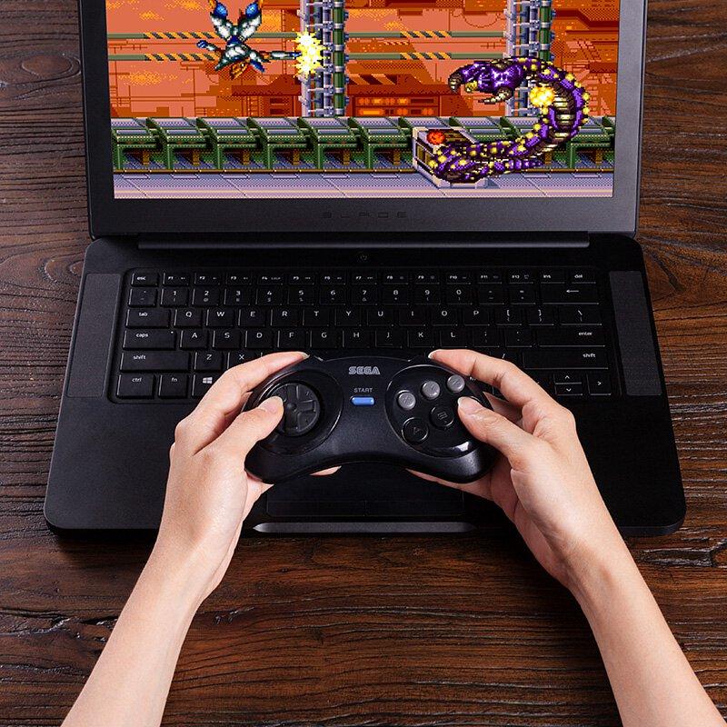 [VENDU] 8BitDo Mod Kit pour manette Sega MegaDrive 6 boutons 2000x