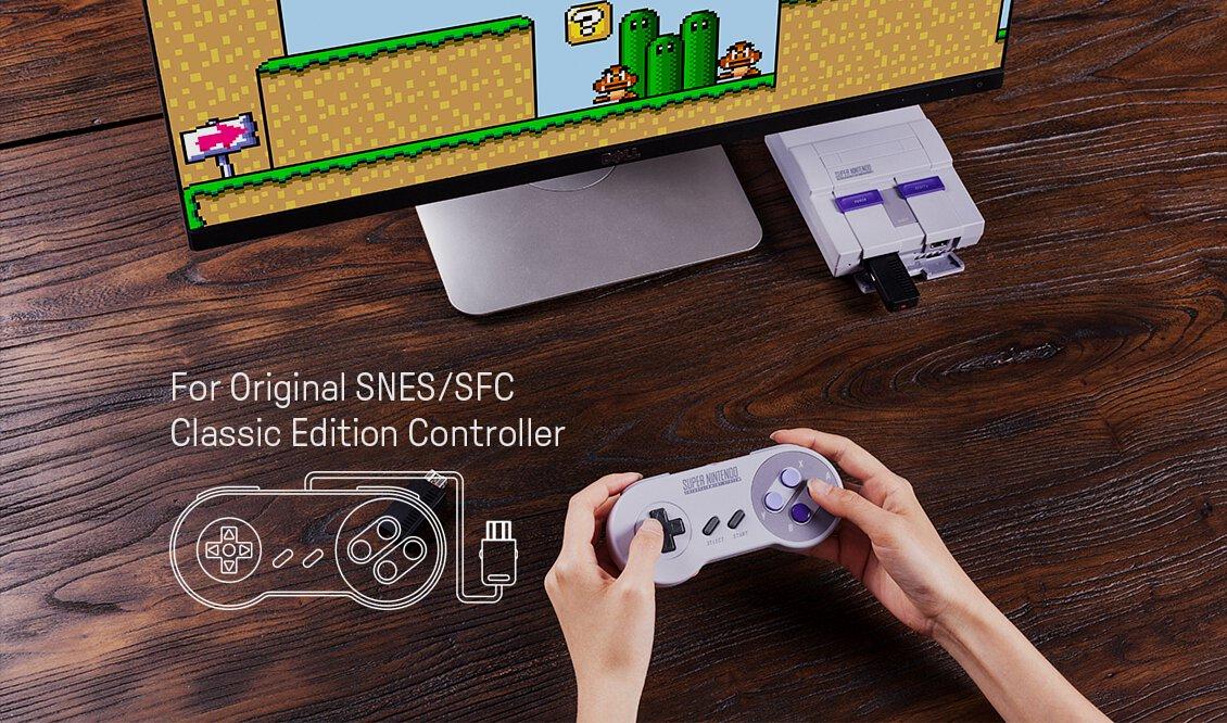 8BitDo Mod Kit for SNES Classic Controller