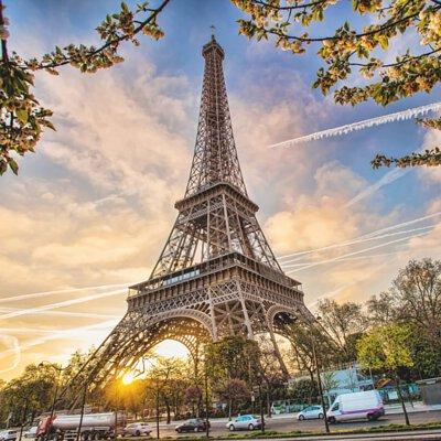 法國旅遊巴黎8日