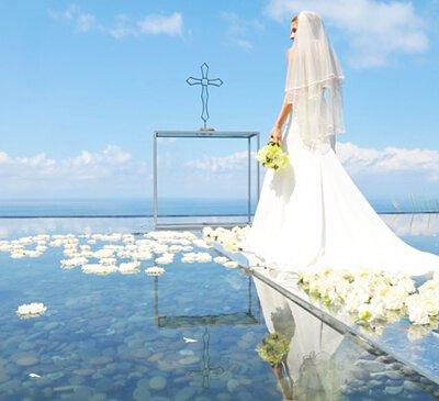 海外婚禮BVLGARIRESORT寶格麗度假村