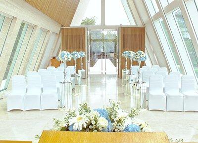 海外婚禮ConradInfinityChapel港麗永恆教堂婚禮