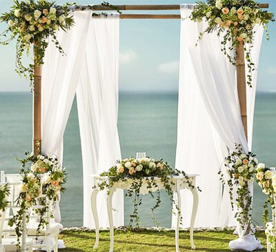 海外婚禮FourSeasonsJimbaranResort四季花園海景婚禮