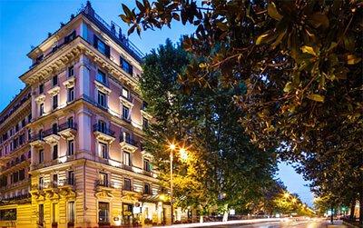 巴廖尼女王酒店_羅馬