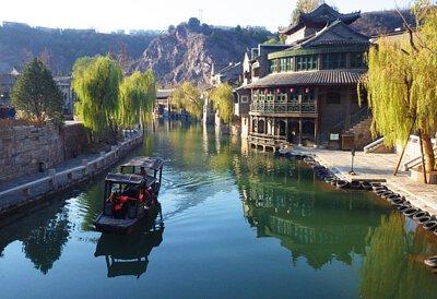 沐樂旅遊,沐樂,mullertravel,中國,古北水鎮