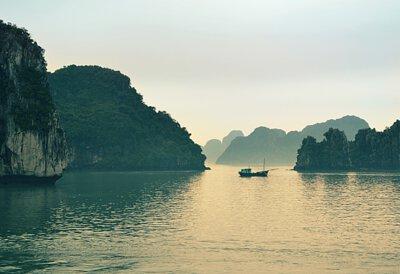 沐樂旅遊,沐樂,mullertravel,越南,北越,下龍灣