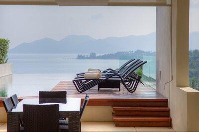 泰國蘇梅島samujana飯店1臥室