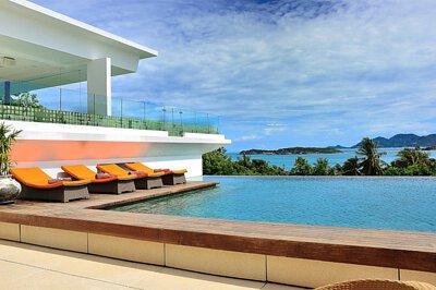 泰國蘇梅島samujana飯店