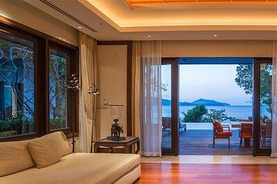 泰國trisara特里薩拉飯店4臥室