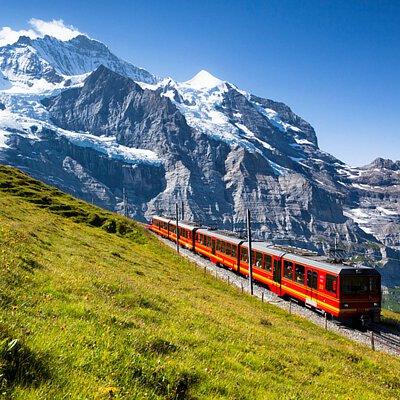 瑞士火車16天