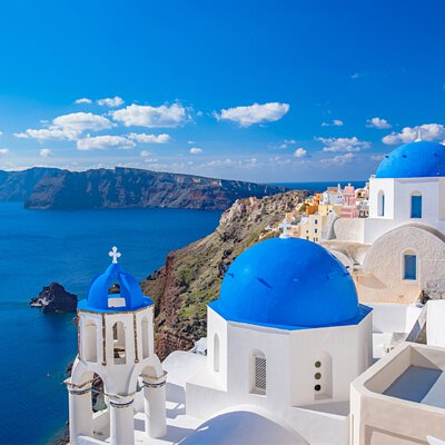 希臘跳島旅遊14天