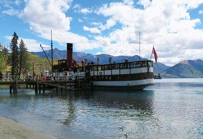 紐西蘭南北島文化冰河峽灣11日