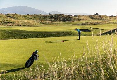 紐西蘭頂級度假莊園高爾夫10日