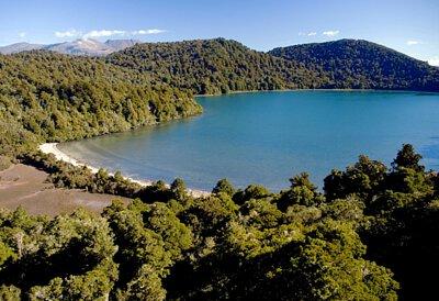 紐西蘭國家公園8日