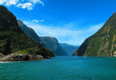 紐西蘭南島高山峽灣火車遊道9日