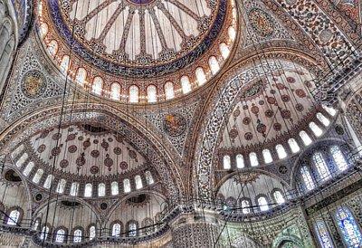 土耳其,伊斯坦堡,聖索菲亞