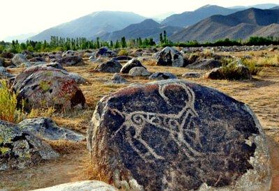 中亞秘境,哈薩克,吉爾吉斯