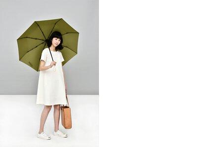 綠色T2楓木傘
