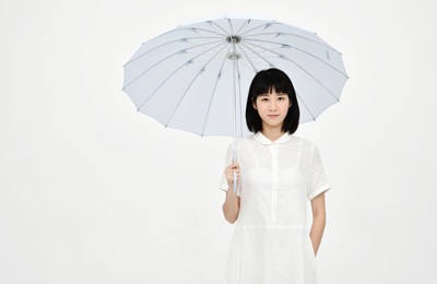 呈現出屬於OMBRA的雨傘風格圖