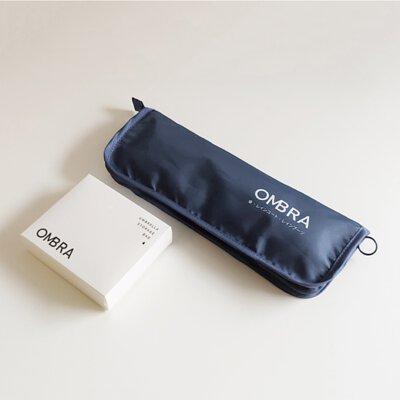 OMBRA雨傘收納袋-藏青色折傘款