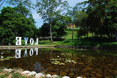 青青湖畔親水花園
