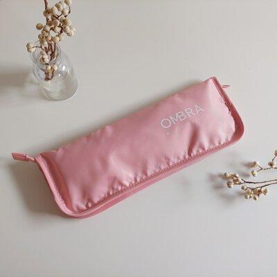 OMBRA雨傘收納袋-粉色折傘款