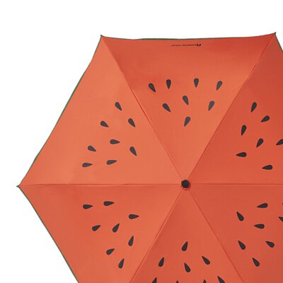 Rainbow House 晴雨傘 Fula 水果 防風 防曬 加長中柄 西瓜
