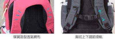 護脊書包超貼身揹帶