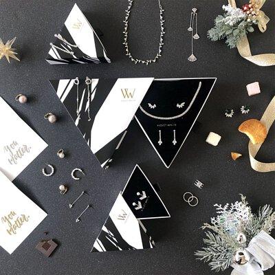 violet white 輕奢時尚珠寶品牌全系列商品