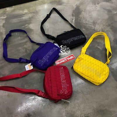 SUPREME FW18 Shoulder Bag d127daa428203