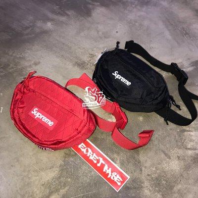 8888beee0545 SUPREME FW18 Waist Bag