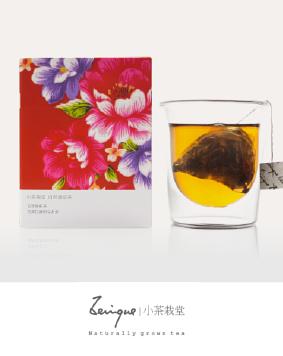 台灣茶葉伴手禮小茶栽堂