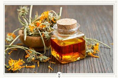 金盞花浸泡油 修護效用油