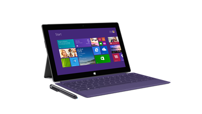 Surface 2(1572)  爆玻璃 / 爆LCD $1400