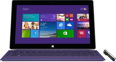 Surface Pro 2(1601)  爆玻璃 / 爆LCD $1600